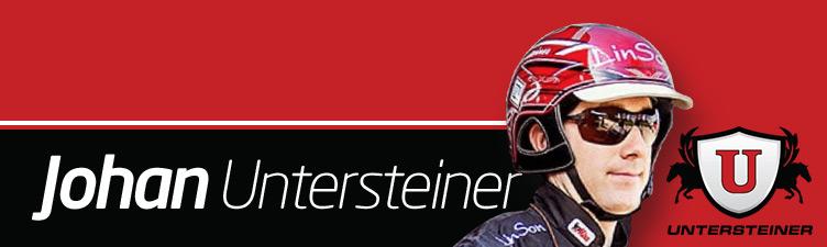 Johan Untersteiner i fokus